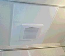 浴室乾燥換気扇から換気扇への御取替