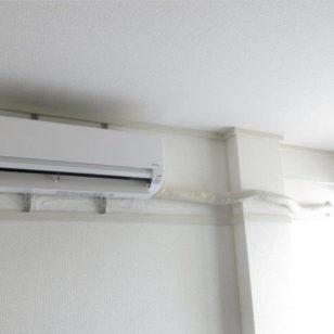 エアコン取替工事後