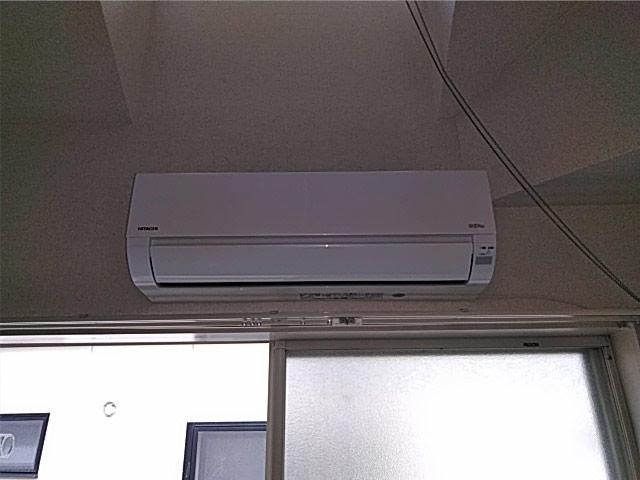 エアコン取替工事
