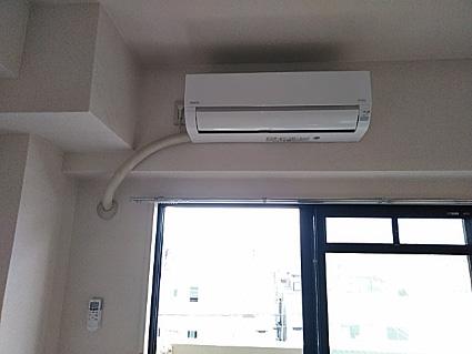 エアコン新設工事