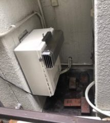 追いだき給湯器取替工事/シャワー水栓