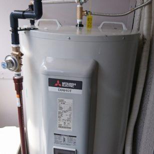 電気温水器取替工事